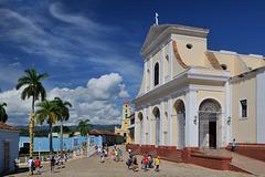 Iglesia Parrocial de la Santísima in Trinidad