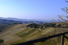 Region Langhe Italien