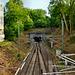 Blick zum Stadtwaldtunnel (Essen-Stadtwald) / 29.04.2020