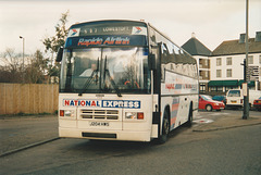 Wessex J204 HWS at Thetford - 18 Feb 1995