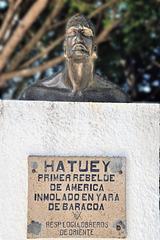 Hatuey the forgotten Haitian Cacique