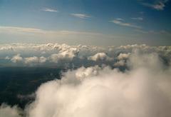 Über den Wolken.......