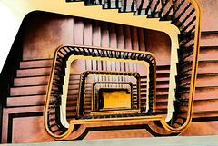 Im Slomannhaus - Staircase #25/50