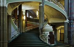 HFF aus dem schönsten Gerichtsgebäude Deutschlands - HFF from the most beautiful courthouse in Germany