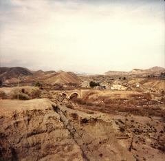 Spain landscape of 1986