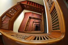 Treppen im Kontorhaus Stubbenhuk #22/50