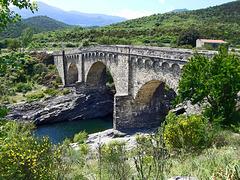 Genueser-Brücke in Korsika