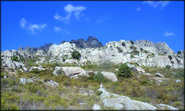 La Sierra de La Cabrera.