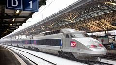 090201 TGV Lausanne neige D