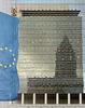Messeturm im Kastor und Pollux