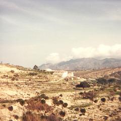 Tout près d'Almeria