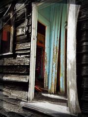 Entrance distortion