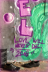 Love will never die