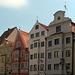 Häuser am Elias-Holl-Platz