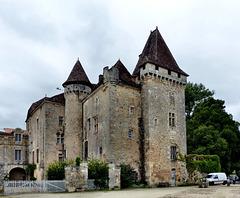 Saint-Jean-de-Côle - Château de la Marthonie