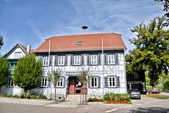 Rathaus in Fichtenberg ,Kreis Schwäbisch Hall