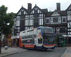 DSCF0440 Stagecoach Midlands KX10 KTG