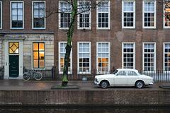 Rapenburg & Volvo