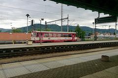 Train to Prague 2019 – ČSD Railbus 810600