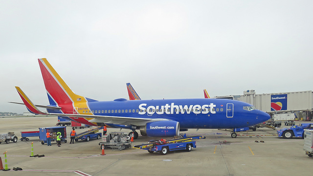 Southwest Airlines Airplanes