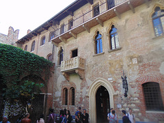 Haus der Julia - Casa di Giuletta