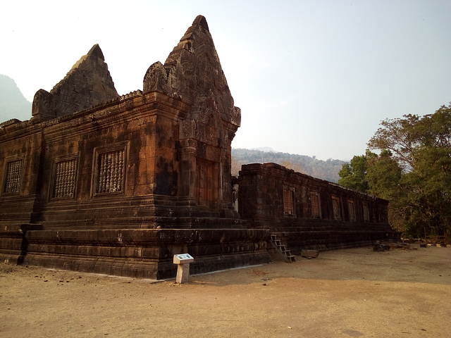 Vestiges Kmer / Kmer ruins