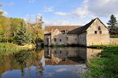 Moulin de Villemeux-sur-Eure