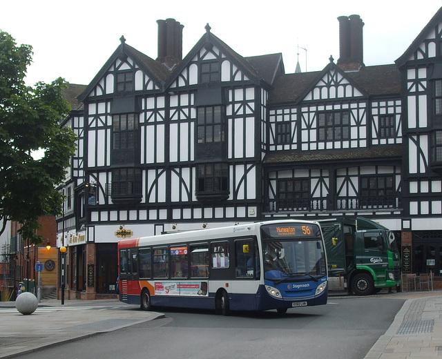 DSCF0439 Stagecoach Midlands KX60 LHN
