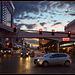 Twilight reflections - Las Vegas