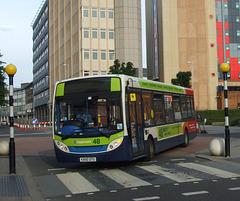 DSCF0408 Stagecoach Midlands KX60 DTU