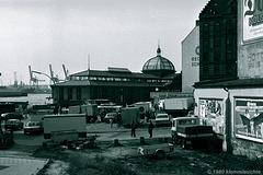 Beim Eier-Carl am Fischmarkt, Hamburg-Sankt Pauli (1980)