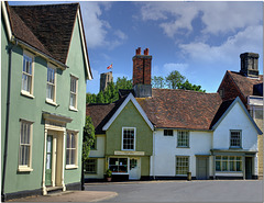 Clare Castle, Suffolk