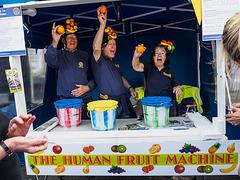 The Human Fruit Machine