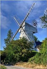 Gibraltar Windmill, Great Bardfield, Essex