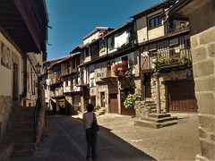 Mogarraz, Salamanca Province.