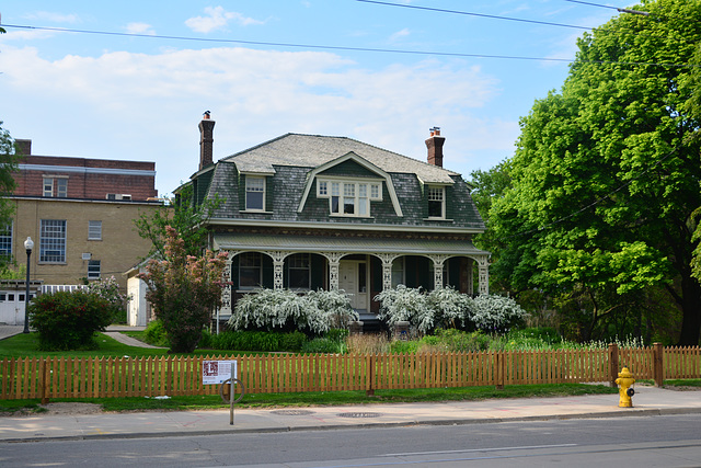 Canada 2016 – Toronto – Old house