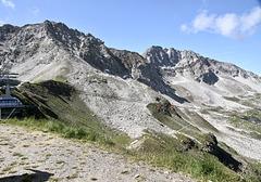 Hoch oben in den Aroser  Alpen