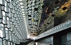 Reykjavik Konzerthalle Harpa - Concert Hall Harpa - PiPs