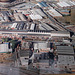 mrg - Hunslet works from the air