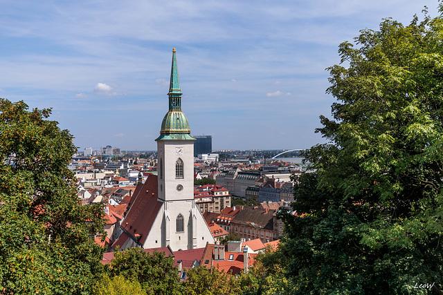 Bratislava Martinsdom ++Dóm sv. Martina