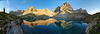 Evening in the Eastern Tyrolean Dolomites