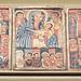 Ethiopian Triptych Icon in the Virginia Museum of Fine Arts, June 2018