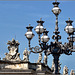 Lampione vaticano - (602) -