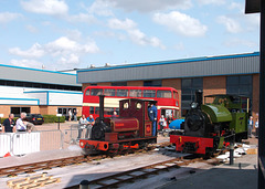 mrg - bus and engines