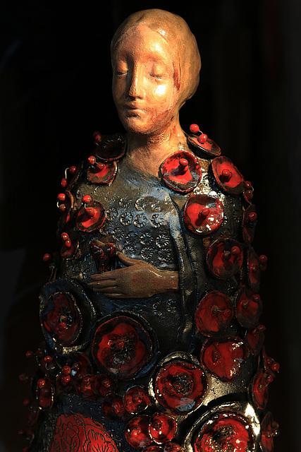 Art médiéval au musée-château d'Annecy