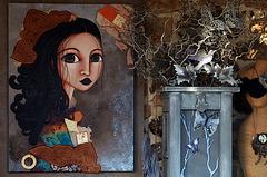 Artiste peintre à Veules-les-Roses