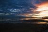 Sunset au bassin d'arcachon