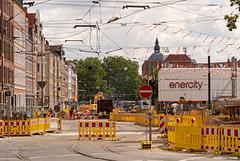Verkehrsberuhigte Zone