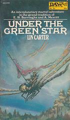 Lin Carter - Under the Green Star