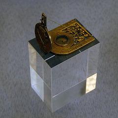 Klappsonnenuhr des Regiomontanus